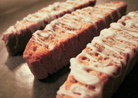 Lemon-Almond Biscotti