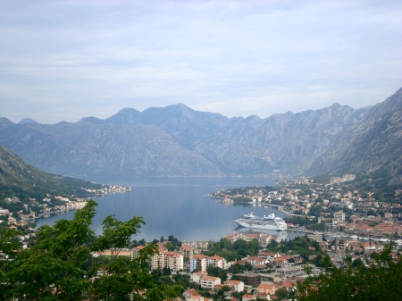 The Money Shot - Bay of Kotor